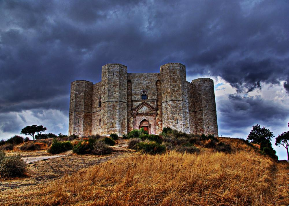 Castel del Monte - Italie - Europe Castel_Del_Monte_by_Frank_Harder