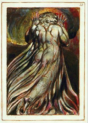 Web of Religion by William Blake